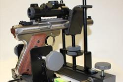 HAND GUN RESTS