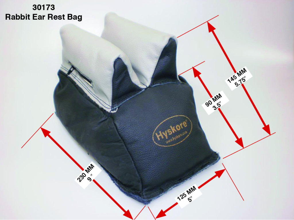 Hyskore Professional Shooting Accessories Rest Bags