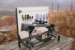 #30181 Cleaning & Scope Mounting Station