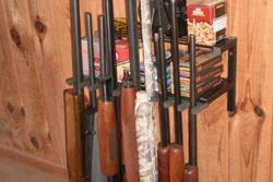 #30241 Gun & Gear Rack