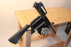 #30278 Bench Top 360˚ Armorer's Vise