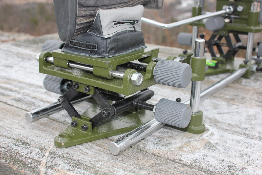 Hyskore Professional Shooting Accessories 30196 Bench Beast Universal Shooting Rest